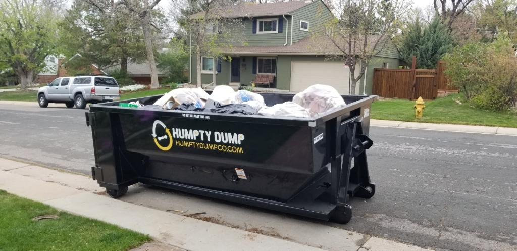 """featured image of the blog titled """"Finding The Right Dumpster Rental In Centennial"""""""