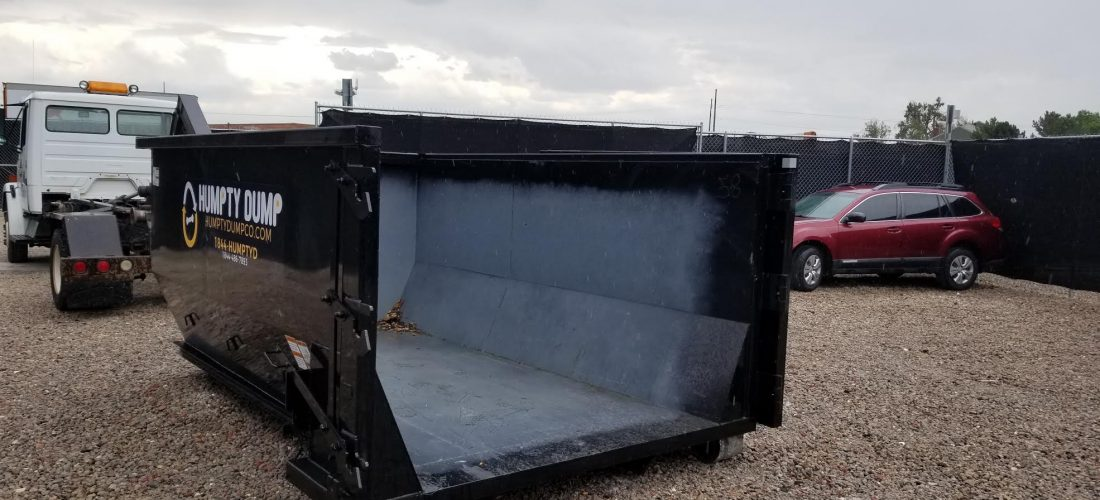 """featured image of the blog titled """"Why You Need A Residential Dumpsters Rental In Centennial"""""""