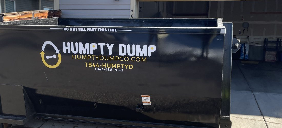 """featured image of the blog titled """"Denver Dumpster Tips: Avoid These Common Dumpster Rental Mistakes"""""""
