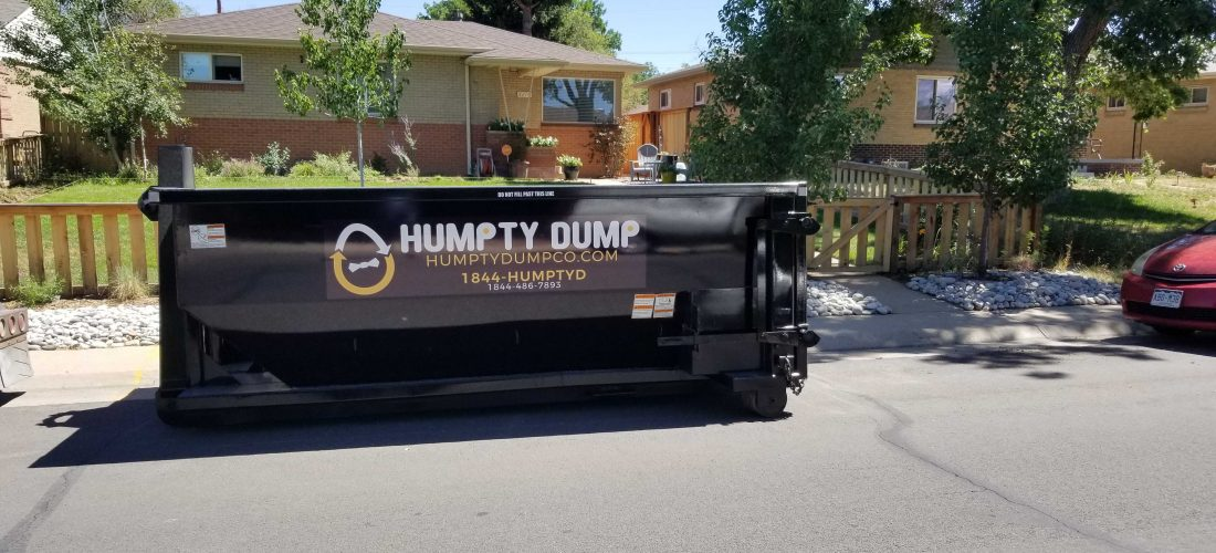 """featured image of the blog titled """"Roll Off Dumpster Rental: Spring Cleaning in Highlands Ranch, CO"""""""