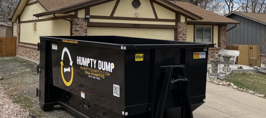 "featured image of the blog titled ""Five Steps to Having the Best Construction Dumpster Rental Experience in Denver"""