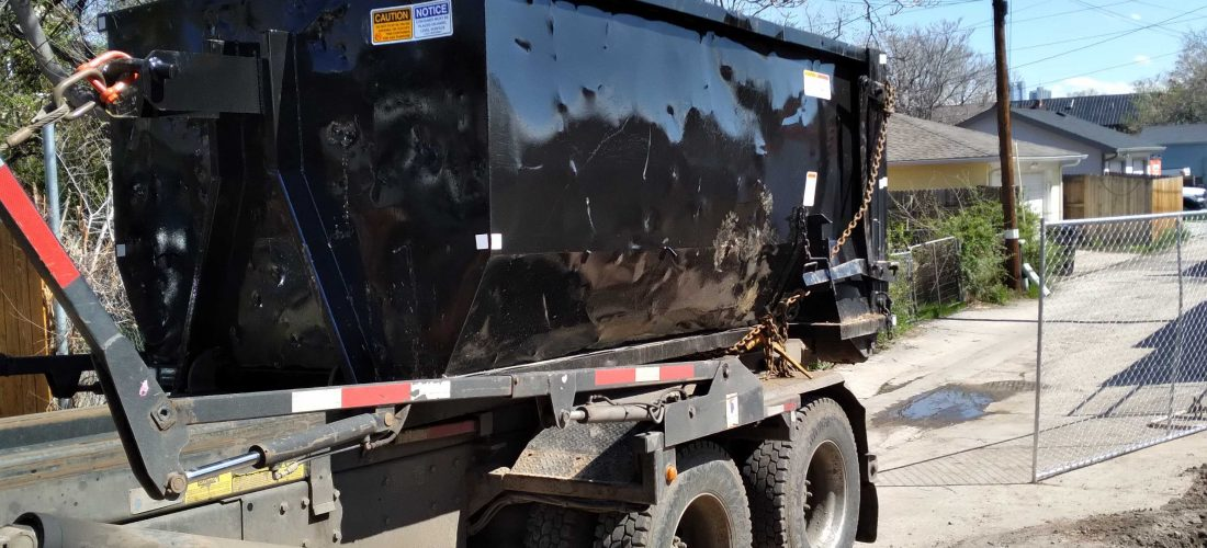 """featured image of the blog titled """"Where to Find Cheap Dumpster Rentals in Denver"""""""