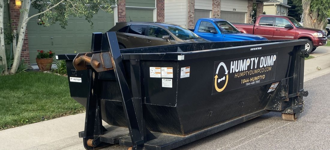 """featured image of the blog titled """"Perks of Renting A Roll-Off Dumpster When Moving in Denver"""""""