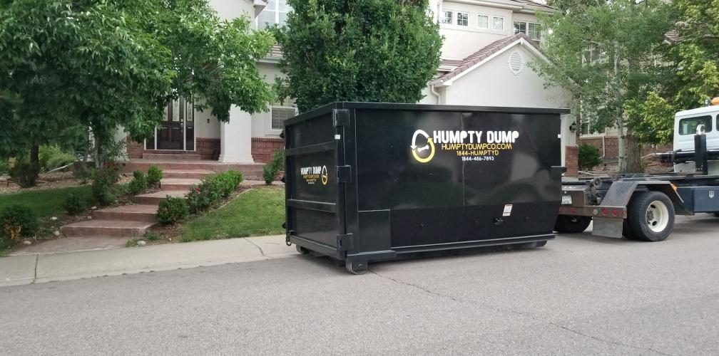 """featured image of the blog titled """"Perks of Using A 20 Yard Roll-Off Dumpster in Denver, CO"""""""